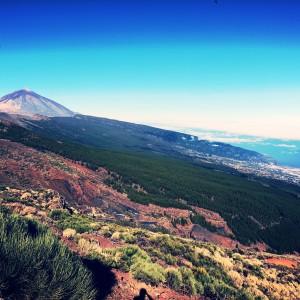 Cruising Tenerife Islands
