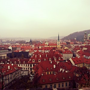 New Yorker in Magical Prague