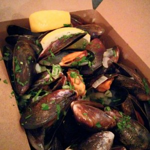 Mussels of Haggerston