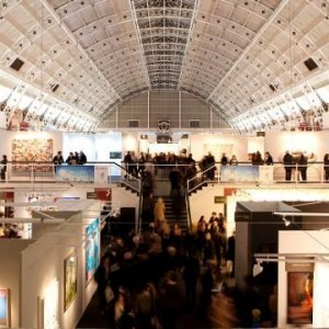 New Yorker Meets London Art Fair