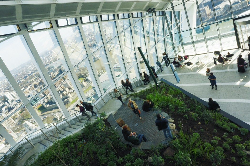 Views from the Sky Garden in London | New Yorker Meets London