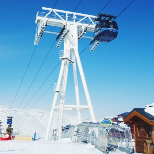 Alpine Adventure – A Weekend in Val Thorens