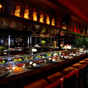 A lunch with L'Atelier de Joel Robuchon