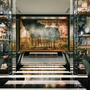 Relaxing in Style at Rosewood London