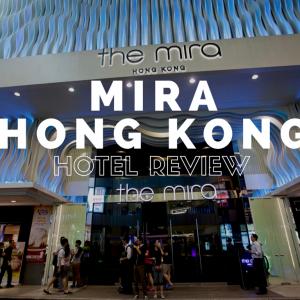A Mira-vellous stay at The Mira Hong Kong