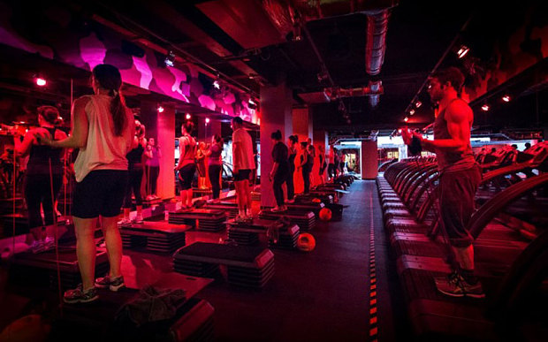 Barry S Bootcamp Or 1rebel New Yorker Meets London