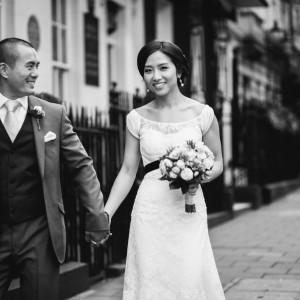 A Gatsby Inspired Wedding