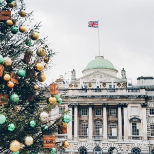 My Christmas in London