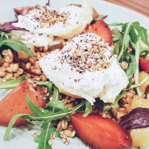 Brunch at The Modern Pantry