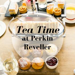 Tea Time at Perkin Reveller