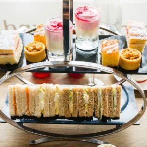 Afternoon Tea at Perkin Reveller