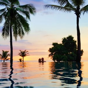 Checking In: The Oberoi Lombok, Indonesia