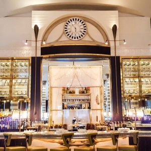 Eating at: Massimo Restaurant and Bar at Corinthia London