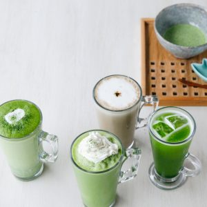 Top 5 Matcha Latte and Ice Cream in London