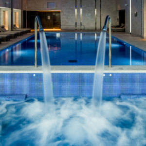 InterContinental O2 Spa Review