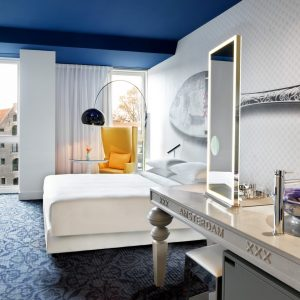 Hotel Review: Andaz Amsterdam Prinsengracht